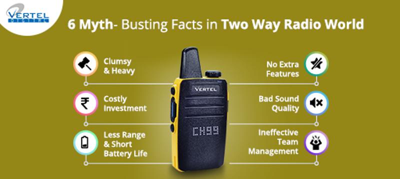 two way walkie talkies