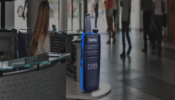 short-range walkie-talkies