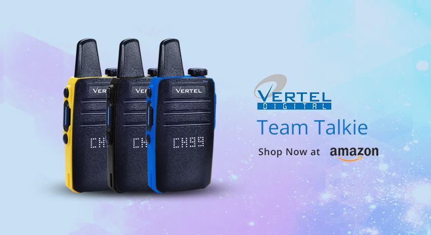 best long range walkie talkie