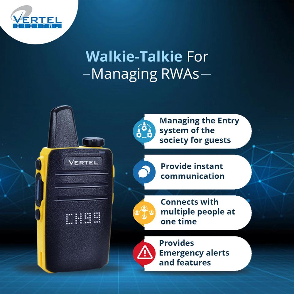 best range walkie-talkies